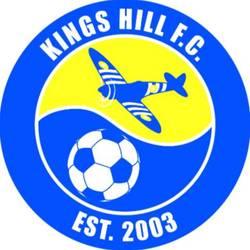 Kings Hill Colts U13 team badge
