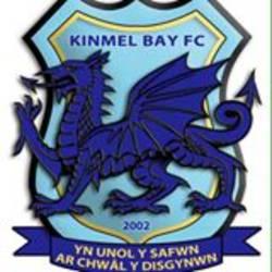 Kinmel Bay Football Club team badge
