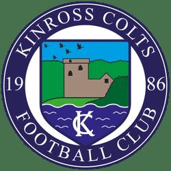 Kinross Colts 'A' team badge