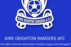 Kirk Deighton Rangers Reserves team badge