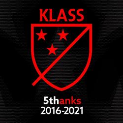 KLASS team badge