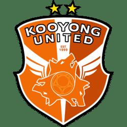 KOOYONG UNITED FC - Eastern Honda Premier League team badge