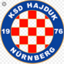 KSD Hajduk team badge