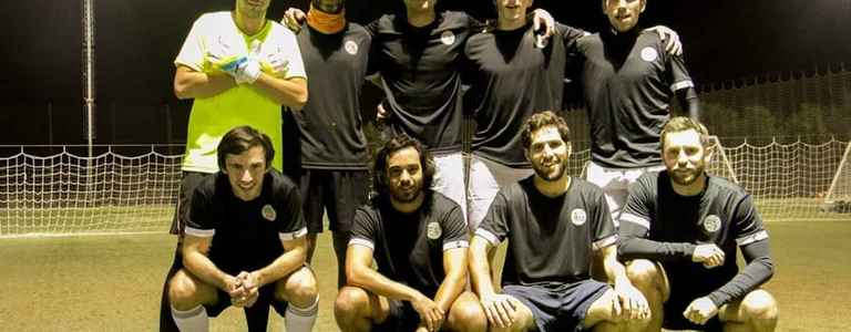 La Gitana team photo