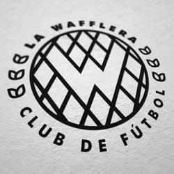 La Wafflera team badge