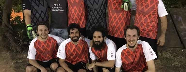 La Wafflera team photo