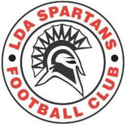 LDA Spartans team badge