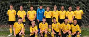 Leafield Athletic U15 Colts