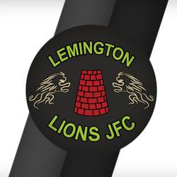 Lemington Lions JFC U8 team badge