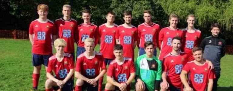 Lifton FC 1st - Premier team photo
