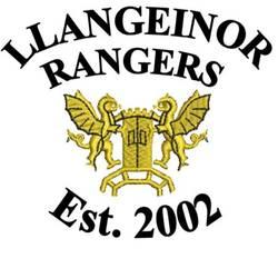 Llangeinor Rangers U16s team badge