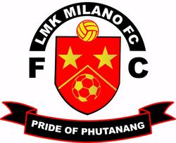 LMK MILANO FC (Junior) team badge