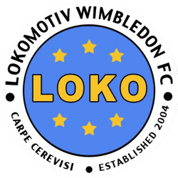 Lokomotiv Wimbledon - League Two team badge