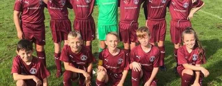 Lytham Juniors Attack U12's team photo
