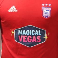 Magical Vegas FC team badge