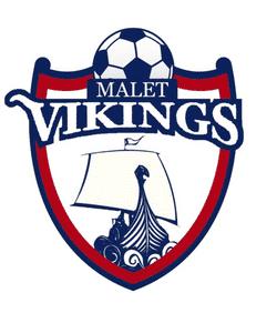 Malet Vikings FC team badge