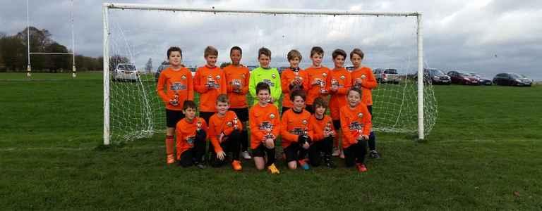 Marlborough Youth Mavericks U12 team photo