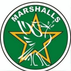 Marshall's Barkhill team badge