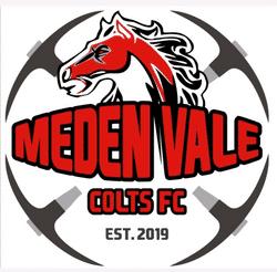 Meden Vale Colts F.C. First (Sun) team badge