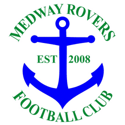 Medway Rovers 16 team badge