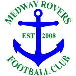 Medway Rovers 17 team badge