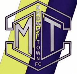 Medway Town Blacks U10 team badge
