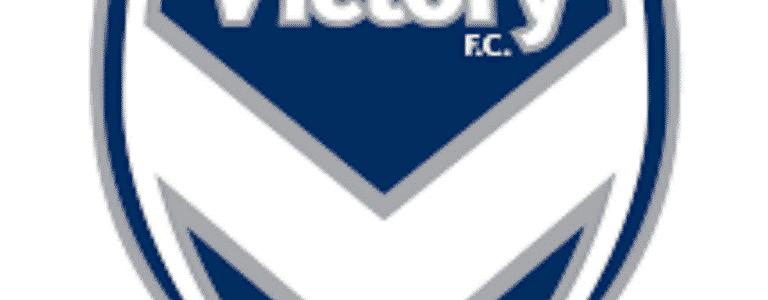 Melbourne Victory team photo