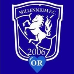 Millennium 2006 14s team badge