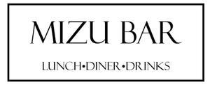 Mizu Bar
