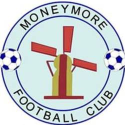 Moneymore FC team badge