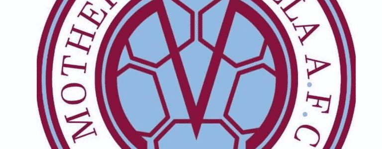 Motherwell Villa B AFC team photo