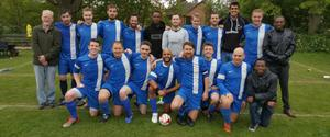 Mott Macdonald FC Reserves