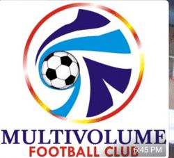 Multivolume FC team badge