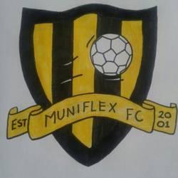 Muniflex - Football team badge