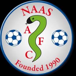 Naas AFC (Whites) team badge