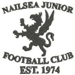 Nailsea Juniors U10s team badge