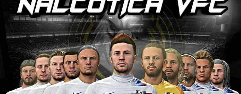 Nalcotica VFC team photo