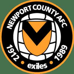 Newport County Shadow Squad U14's team badge