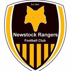 Newstock Rangers Football Club team badge