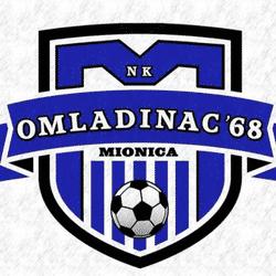 NK Omladinac '68 team badge