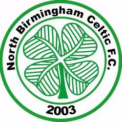 North Birmingham Celtic Under 15 Colts team badge