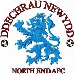 North End FC team badge
