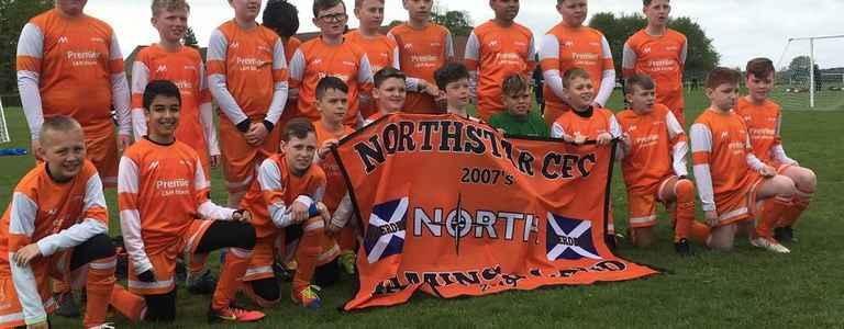Northstar Devils CFC team photo