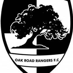 Oak Road Rangers - Division 2 team badge