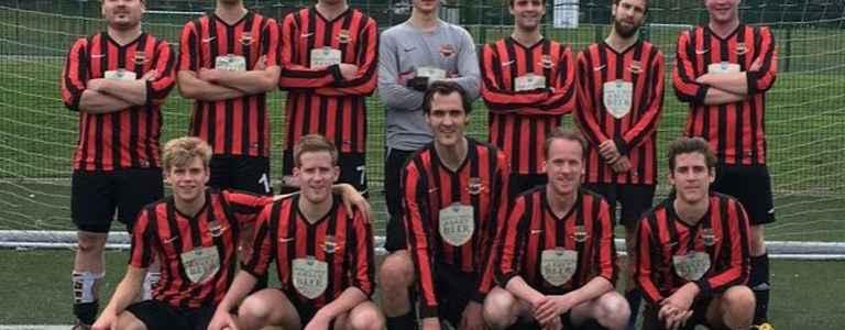 Old Amplefordians team photo