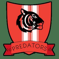 Old Dean Predators team badge