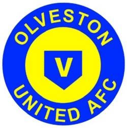 Olveston United Ladies 1st team badge