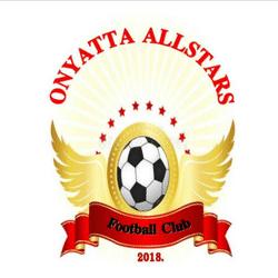 ONYATTA ALL-STARS FOOTBALL CLUB team badge