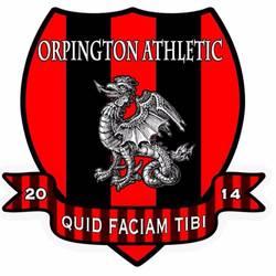 Orpington Athletic team badge