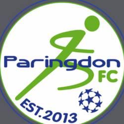 Paringdon Lions team badge